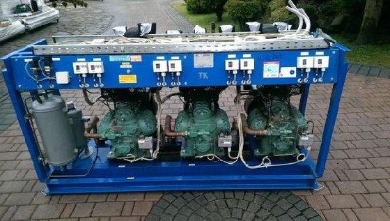 Bitzer 6G-30.2Y Central Unit Freeze
