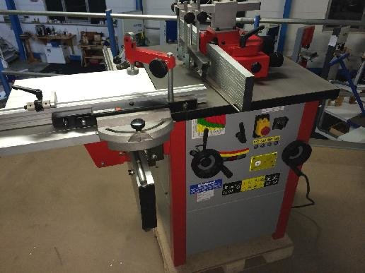 Holzmann FS 200S Spindle moulders