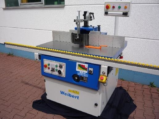 WEIBERT F50 Spindle moulders in
