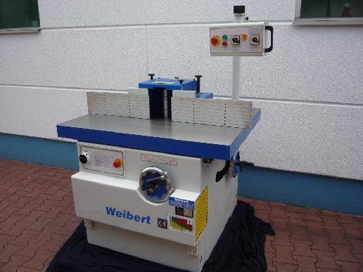 Weibert F30 Milling spindles in