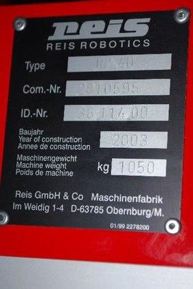 2003 REİS RP 40 Cardboard