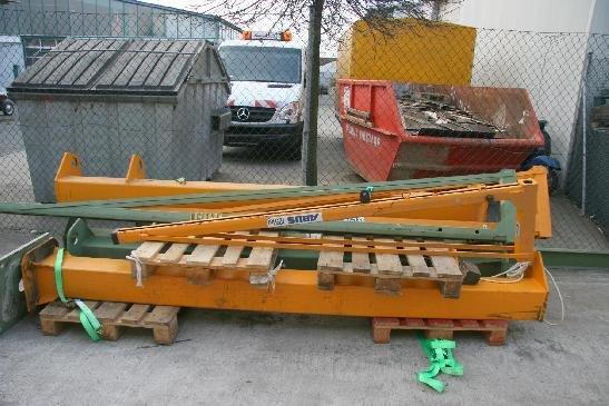 Abus LS Pillar jib crane