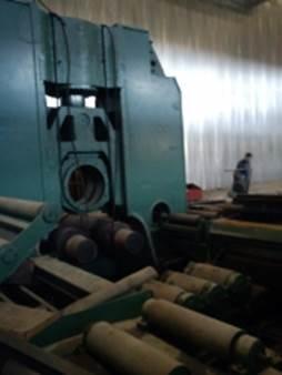 VERRINA 3/110х4580 Roll Bending Machine