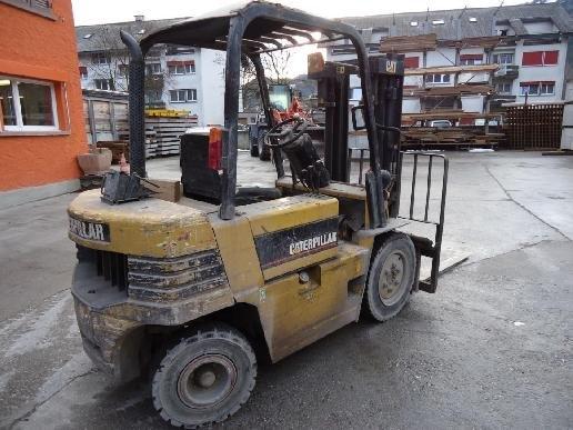 1992 Caterpillar V50E DOP Diesel