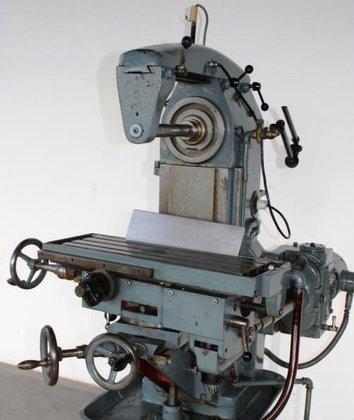 Louis Wacker Horizontal Milling Machines