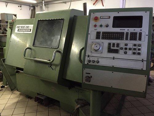 GILDEMEISTER GD100/30 4A CNC Long