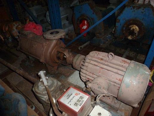 SIHI ZAI Rotary pumps in