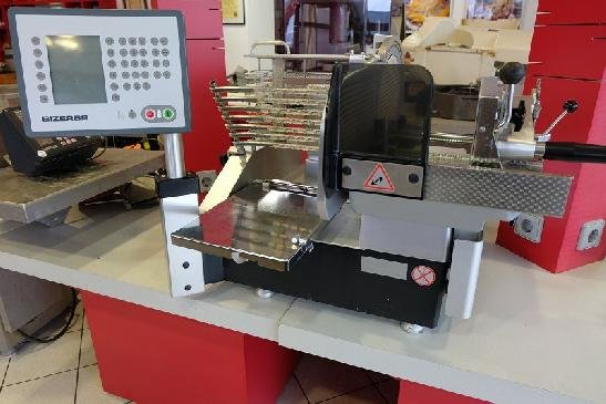 used bizerba a 402 cold meat slicing machines in koblenz. Black Bedroom Furniture Sets. Home Design Ideas