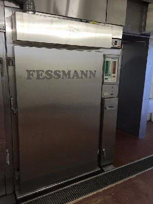 Fessmann Turbomat T 1900 smoke