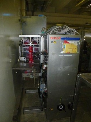 1991 Bosch Flow wrapping machines