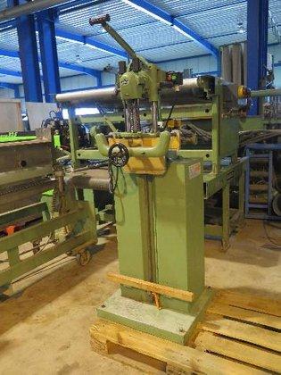 Haffner KKF 15 Chain milling