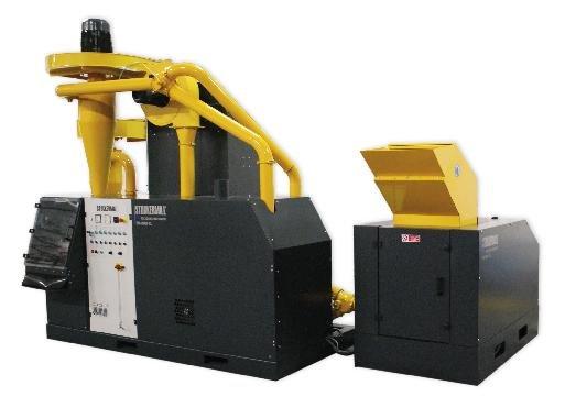 stokkermill M60 60kw 350-600kg/h in