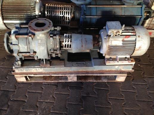 Edur S7214 uV Rotary pumps