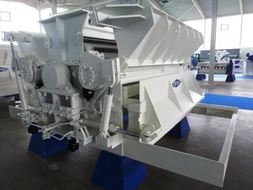 ZENO ZSM 1000/2000x700 Cutting mills