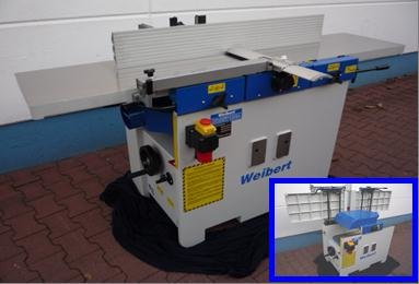 WEIBERT FS 41 Surface planing
