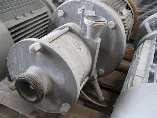 2002 FRISTAM FM252 Centrifugal pumps