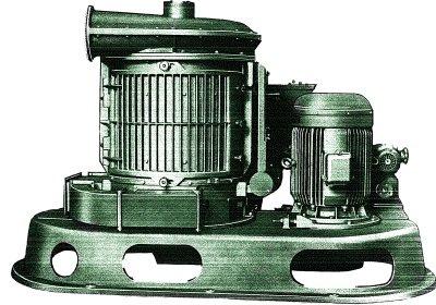 Jäckering Ultra Rotor III in