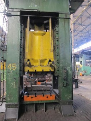 1980 VORONEZH K2540 Mechanical Stamping,