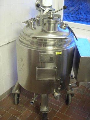1983 Waldner Pressure tank, process