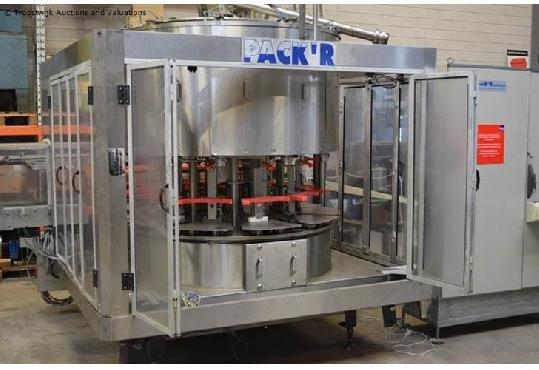2000 PackR, Cermex PR10V/1440 Filling