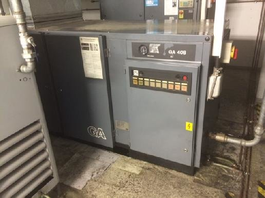 Atlas Copco 408 Compressor in