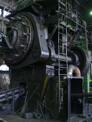 1978 VORONEZH K8544 Mechanical Forging
