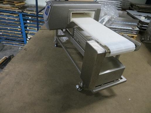Mettler Toledo Metal detector in