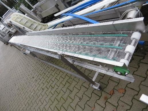 SPREMATEC Wire belt conveyor in