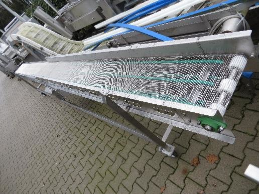 Conveyor belt in Germany