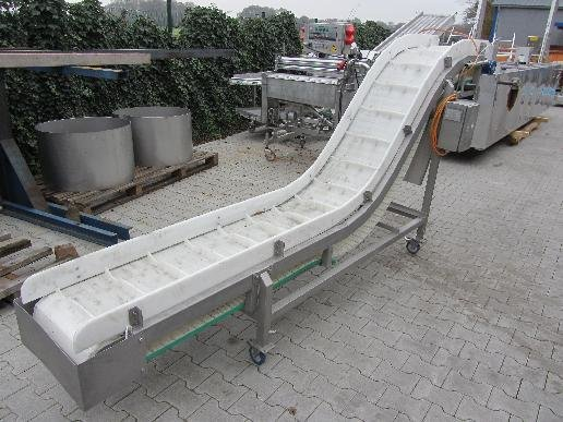 Z-conveyor belt in Germany