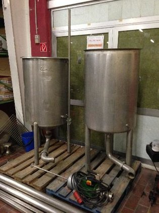 API Schmidt-Bretten Stainless steel container