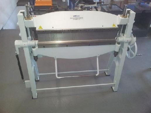 Fasti 204 Folding Machines in