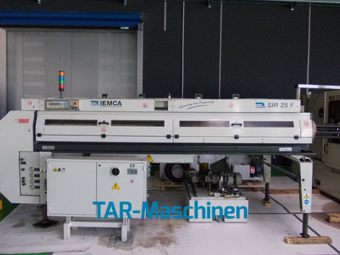 2002 Iemca SIR25/33F Bar Loaders