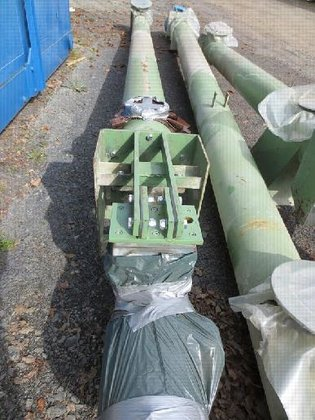 Welb RS 270 Screw Conveyor