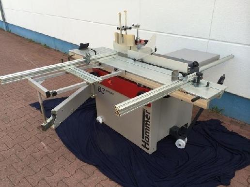 Hammer B3 Winner Combi-machines in