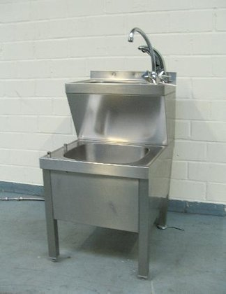 Stainless steel Combined sink /