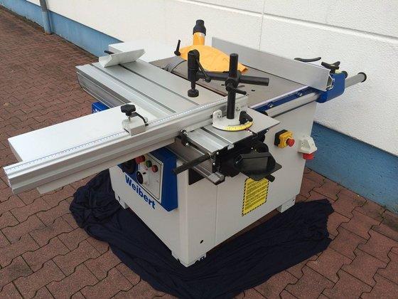 Weibert S2 Joiners circular saws