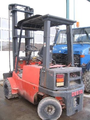 1999 Desta DVHM 3222 Diesel