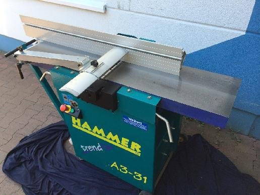 Hammer A3-31 Surface planing and