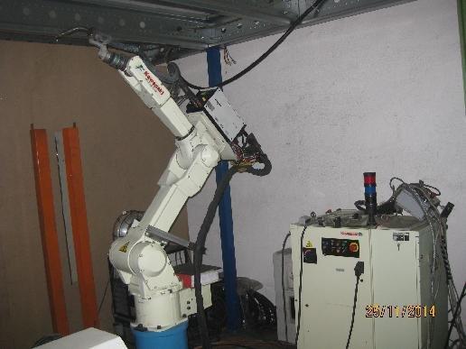 2007 Kawasaki FA 06E Robot