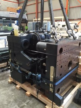 DEMAG ET 330-2300 system Plastic