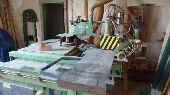 1976 Hwemag ZR351 Cutting machines