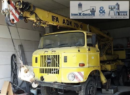 1989 DDR ADK 70 Truck