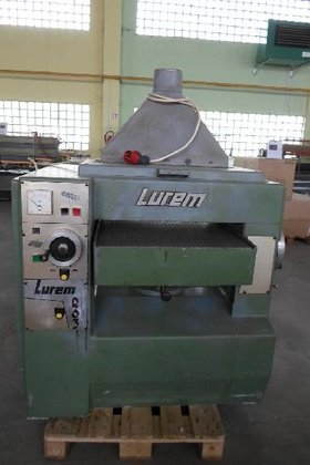LUREM R63 Thicknessing machines in