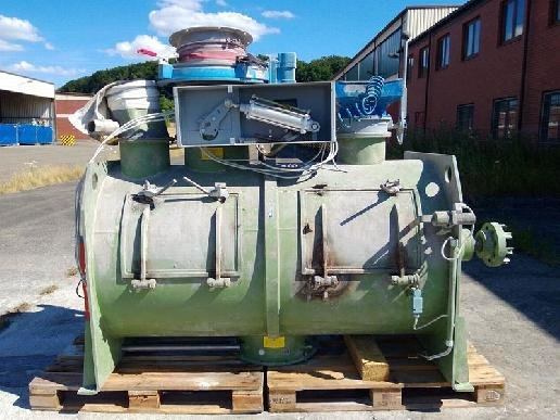 Lödige FKM 1200 D Ploughshare