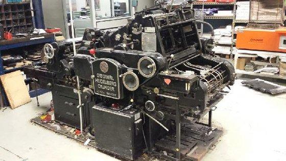 1963 S125 HEIDELBERG KSB in