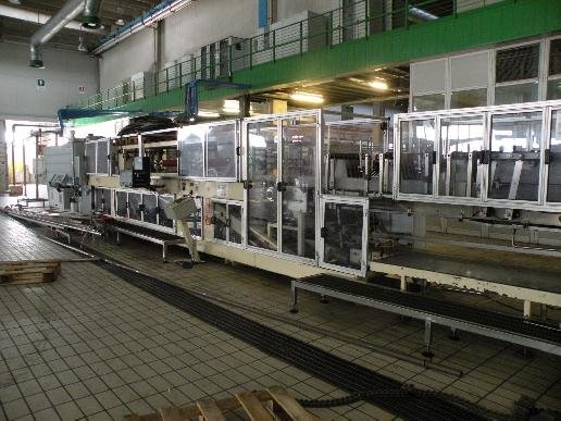 Simonazzi, Can filling plants in
