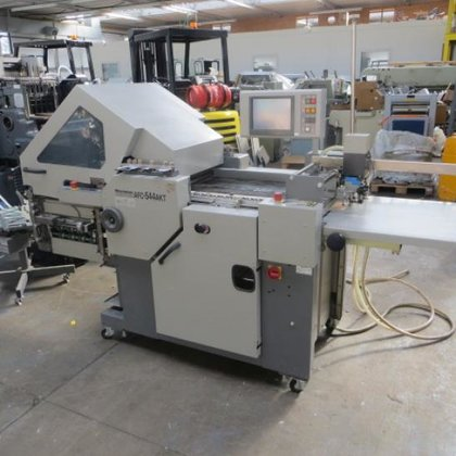 2002 Horizon AFC-544AKT Folding machines