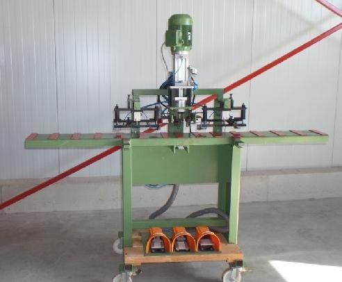 1995 RUCHSER RU-BES Fittings drilling
