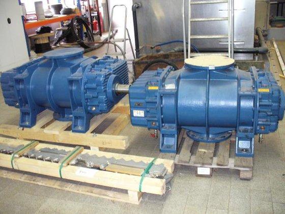 Aerzener Maschinenbau Typ GLB 16f13